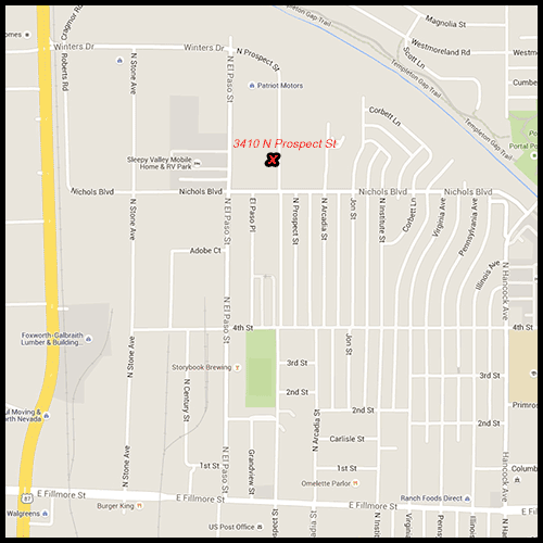 Map and directions to Hector's Auto Repair garage in 1207 S Nevada Ave. Colorado Springs, CO 80903